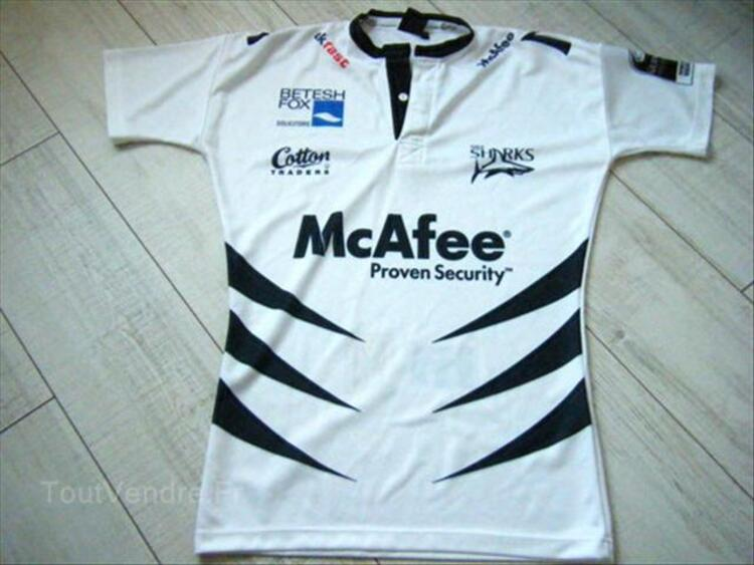 Maillot de Rugby SHARKS de SALE 56151239