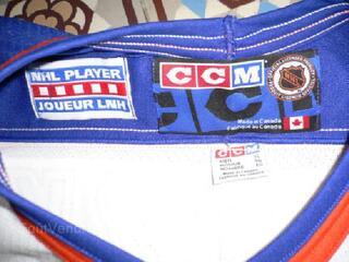 Maillot hockey NHL EDMONTON OILERS n°99 GRETZKY   XL