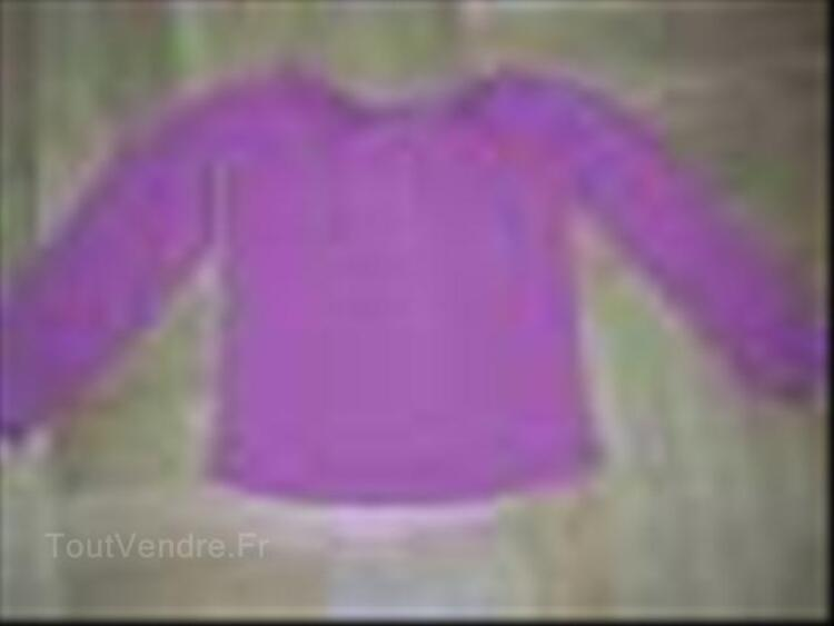 Maillot longues manches fille 5 ans 2 euros 68001775