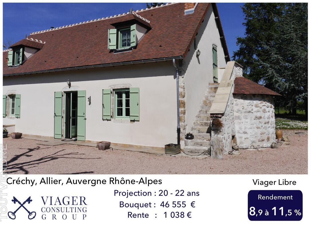 Maison Bourbonnaise alliant Charme et Confort proche - VICHY 211430039