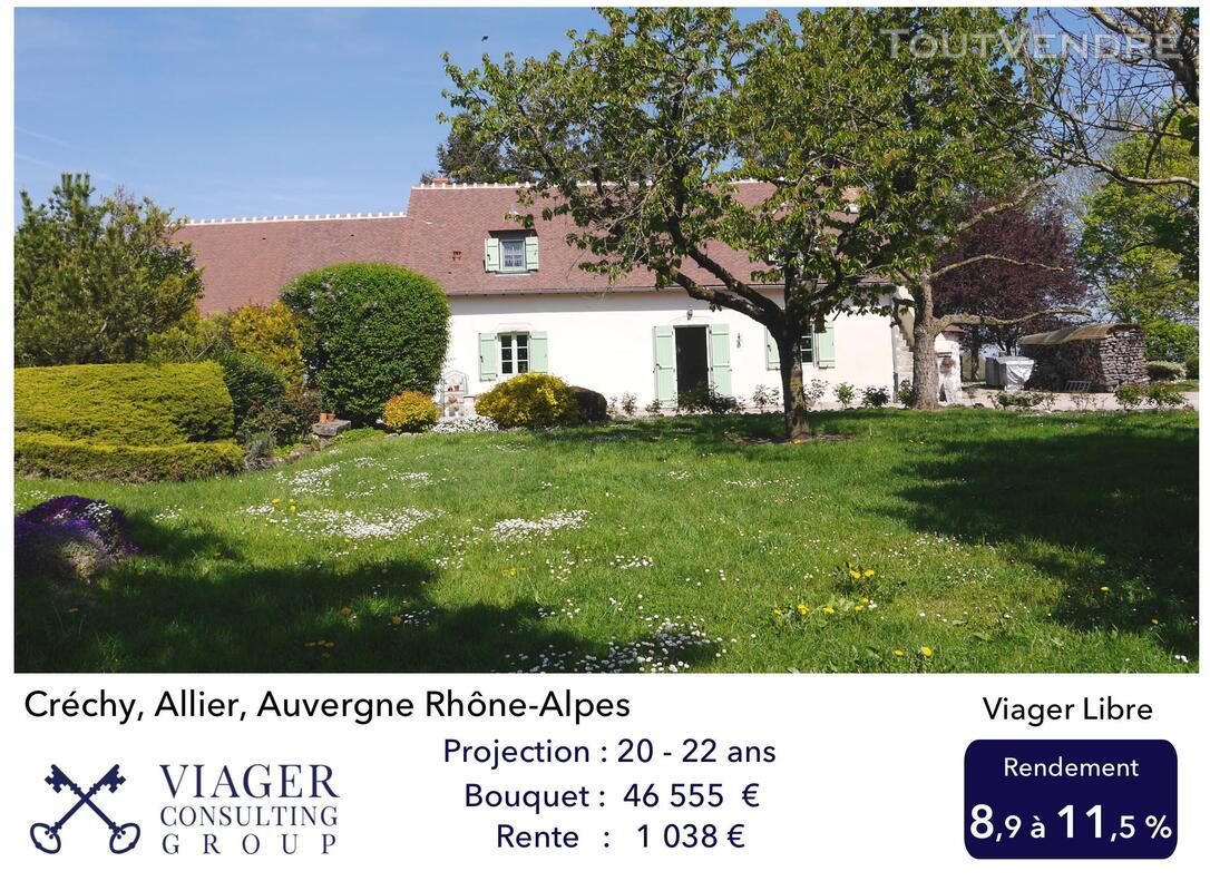 Maison Bourbonnaise alliant Charme et Confort proche - VICHY 211430549