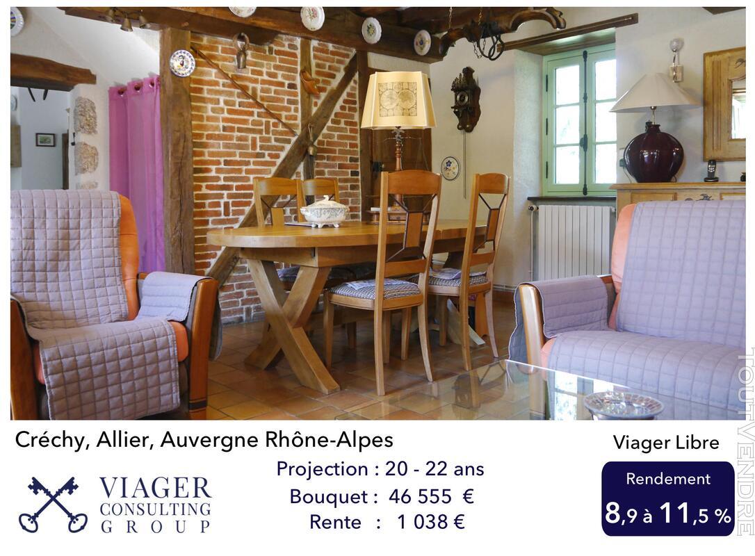 Maison Bourbonnaise alliant Charme et Confort proche - VICHY 211430711