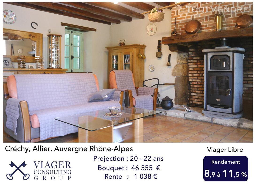 Maison Bourbonnaise alliant Charme et Confort proche - VICHY 211430765