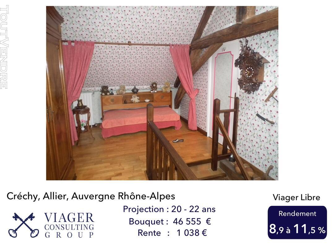 Maison Bourbonnaise alliant Charme et Confort proche - VICHY 211430840