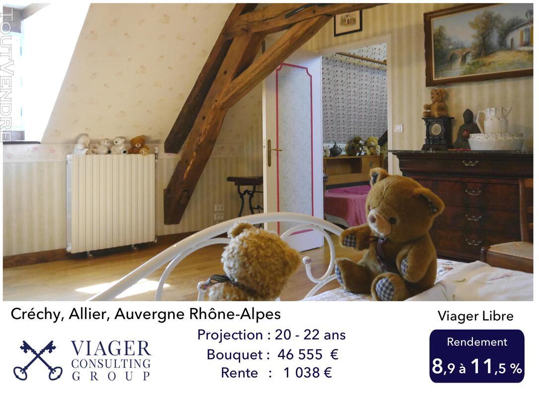 Maison Bourbonnaise alliant Charme et Confort proche - VICHY 211430876