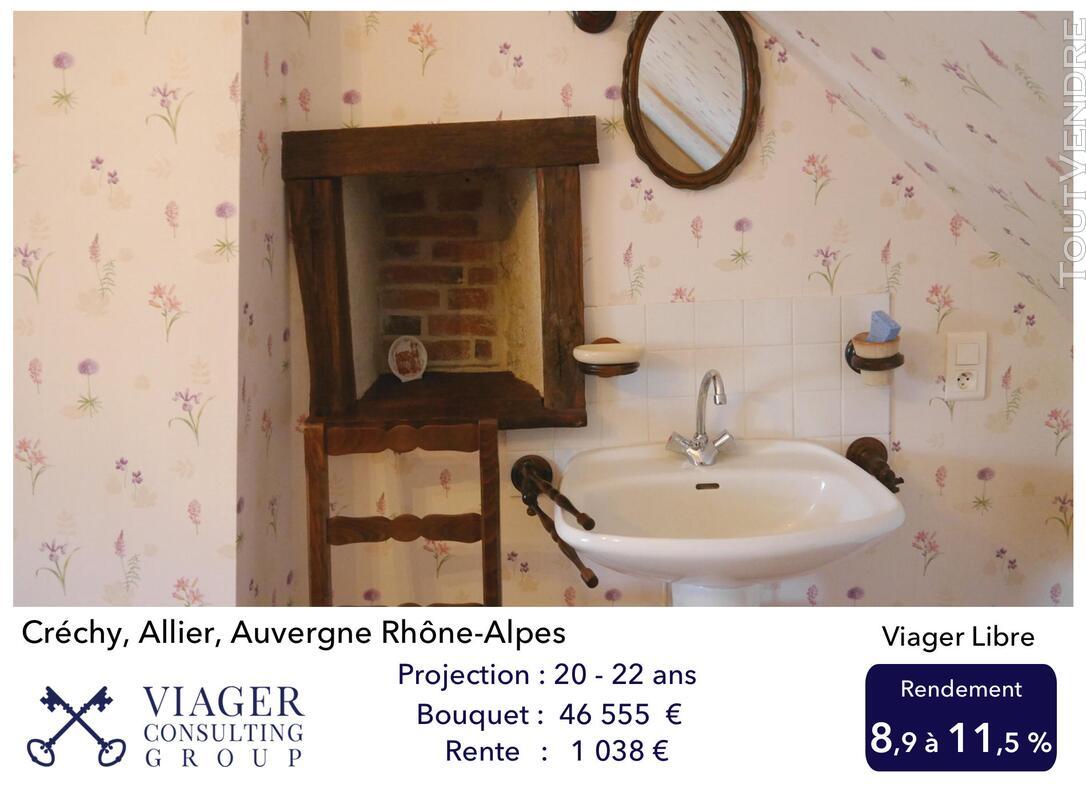 Maison Bourbonnaise alliant Charme et Confort proche - VICHY 211430930