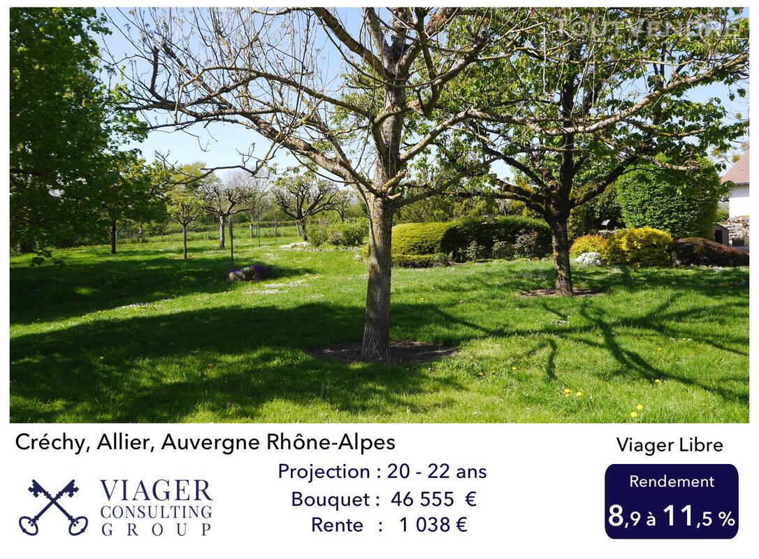Maison Bourbonnaise alliant Charme et Confort proche - VICHY 211431047