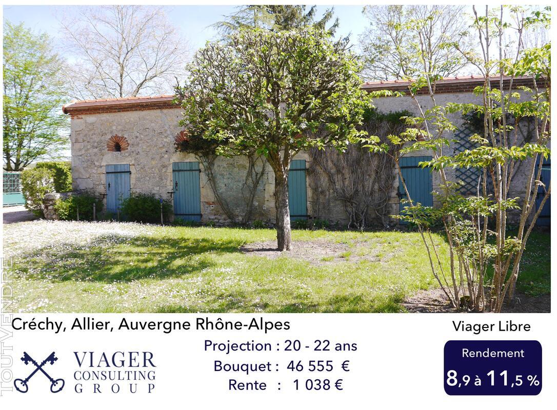 Maison Bourbonnaise alliant Charme et Confort proche - VICHY 211431066