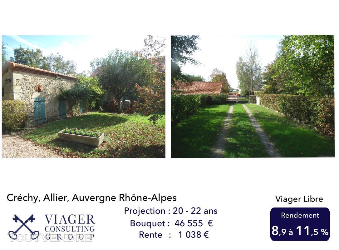 Maison Bourbonnaise alliant Charme et Confort proche - VICHY 211431068