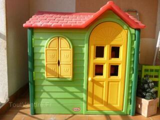 Maison de jardin pour enfant - Maisonnette, cabane