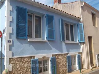 Maison de pêcheur entre port et plage - les Sables d'Olonne