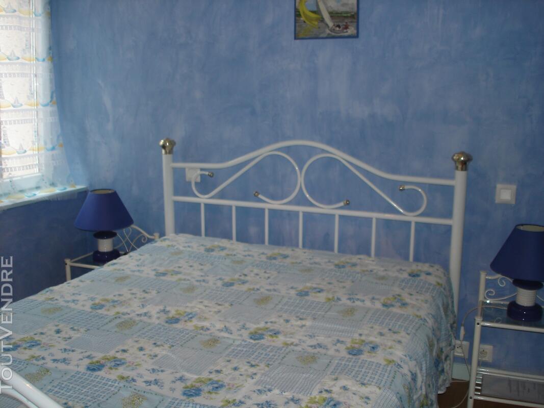 Maison entre plage et commerces-2 ch-2 sdb-internet 108708034