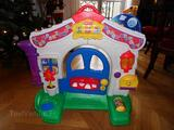 Maison fisher price (musicale)