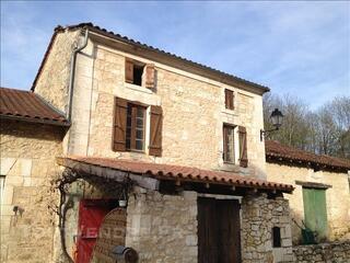 Maison pierres - restaurée
