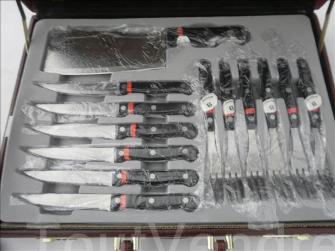 Malette Couteaux Pro Gi Design Solinger 29697566