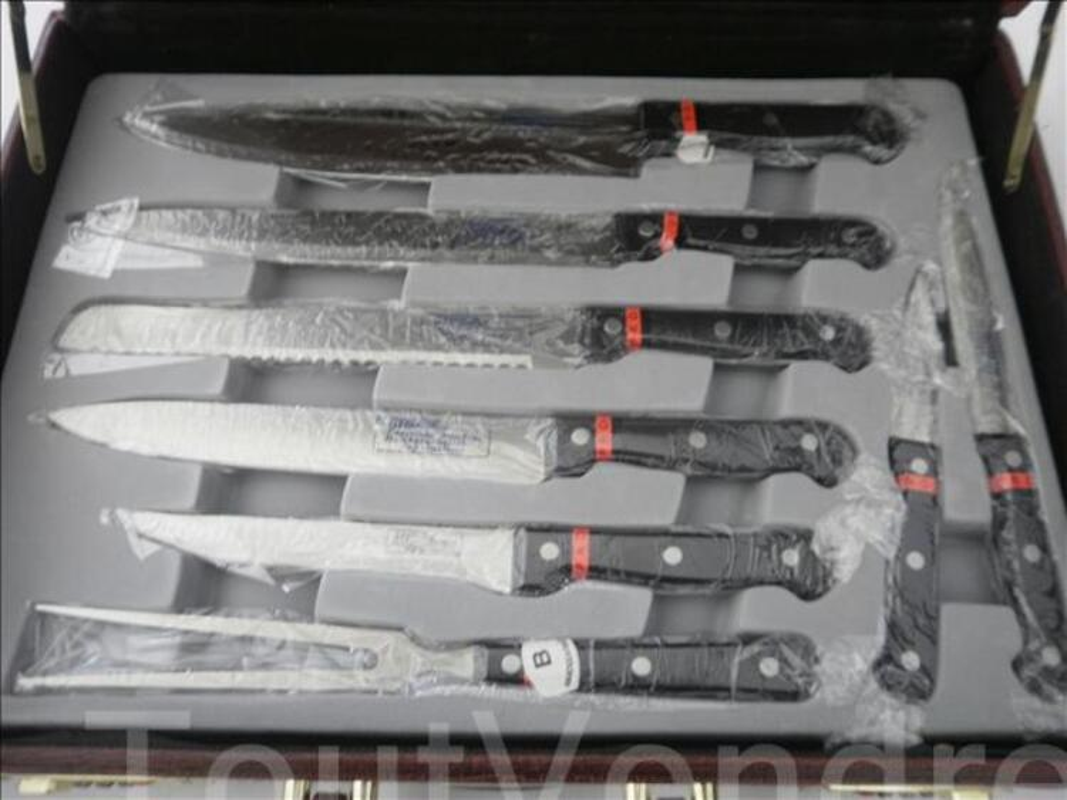 Malette Couteaux Pro Gi Design Solinger 29697673