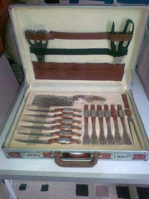 Malette de couteaux KOCHTOPFHAUS MULLER Neuf 93176399