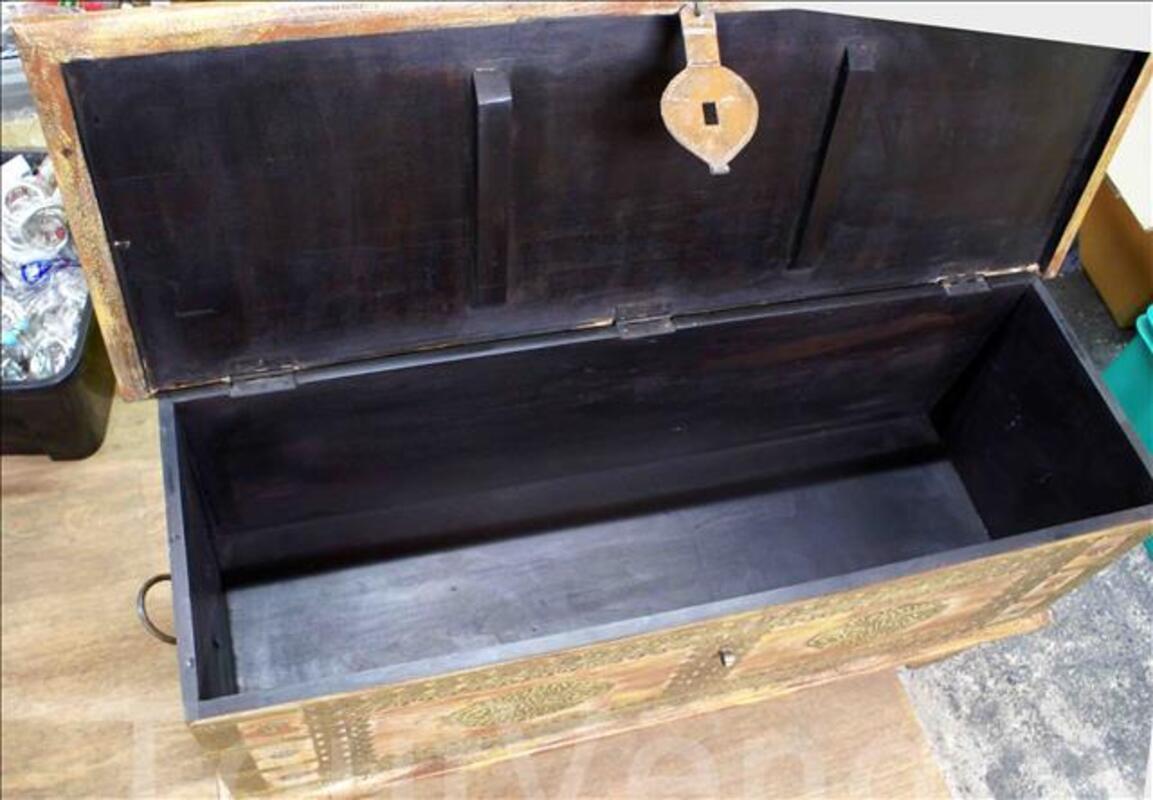 Malle ou coffre de rangement - H: 46 cm 97569759