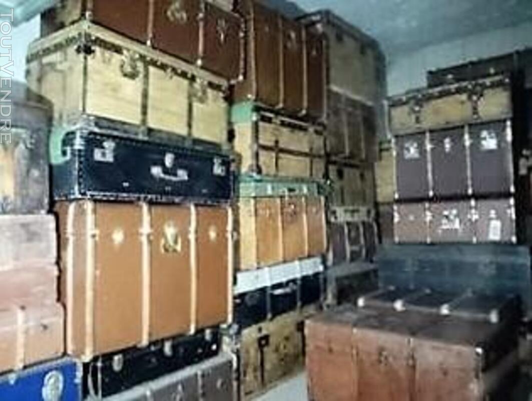 Malles coffres valises anciennes 661269349