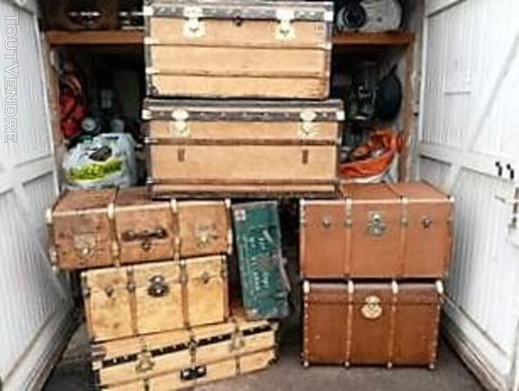 Malles coffres valises anciennes 661270606