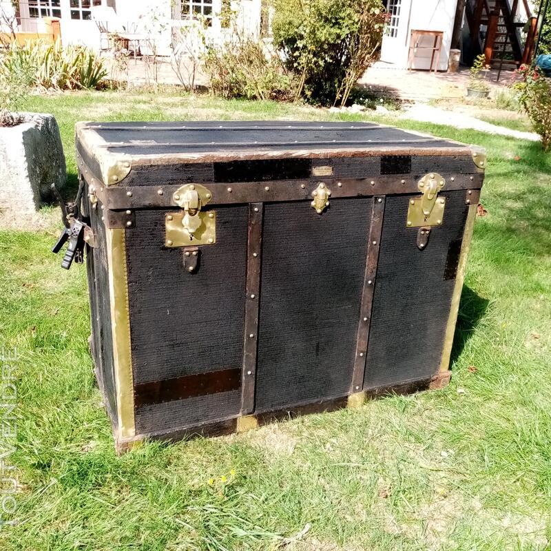 Malles coffres valises anciennes 702239047