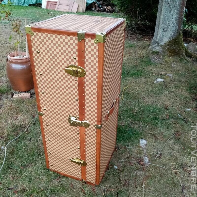Malles coffres valises anciennes 702239233