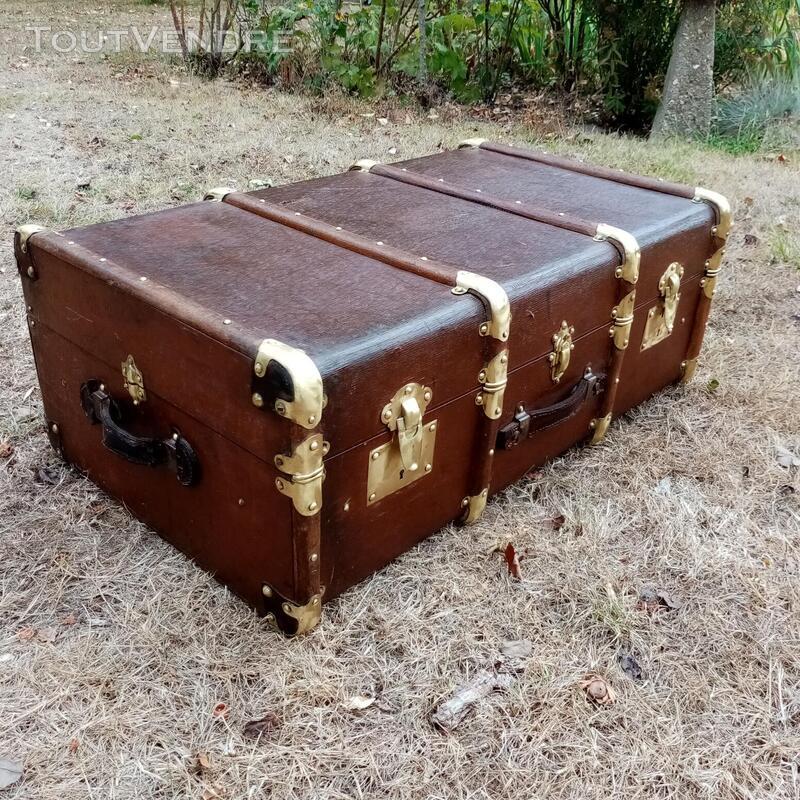 Malles coffres valises anciennes 702239428