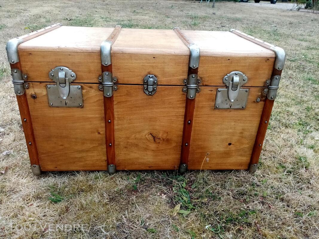 Malles coffres valises anciennes 702239506