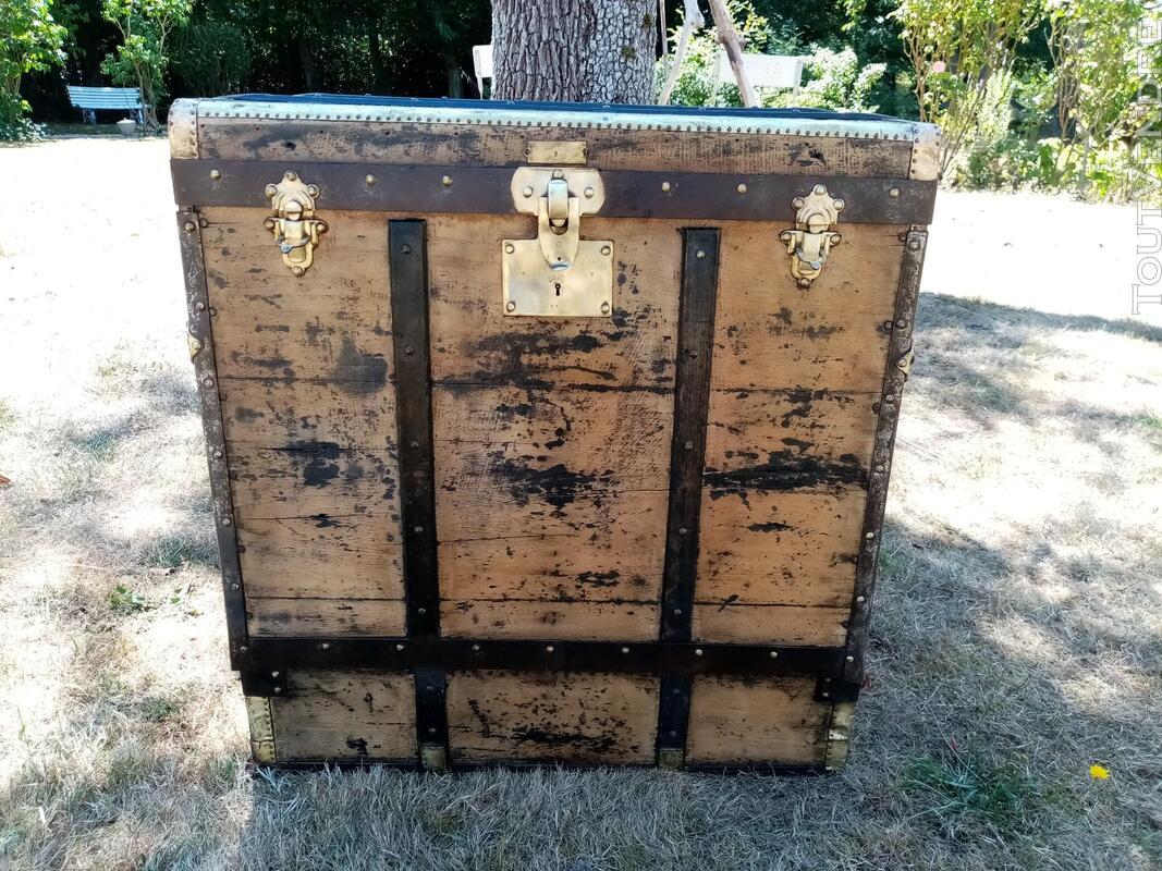 Malles coffres valises anciennes 702239950