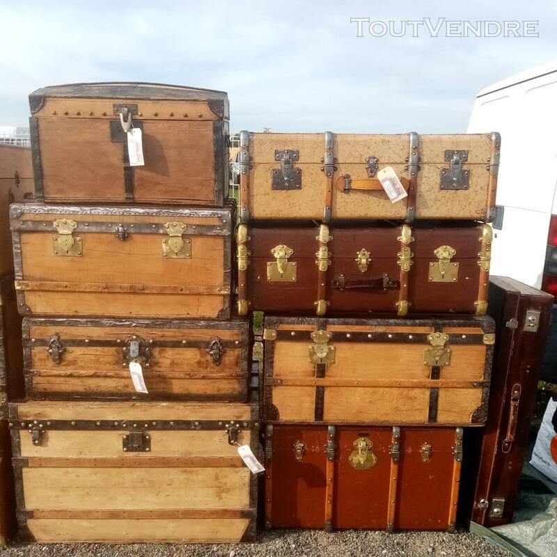 Malles valises et coffres anciens 714597255