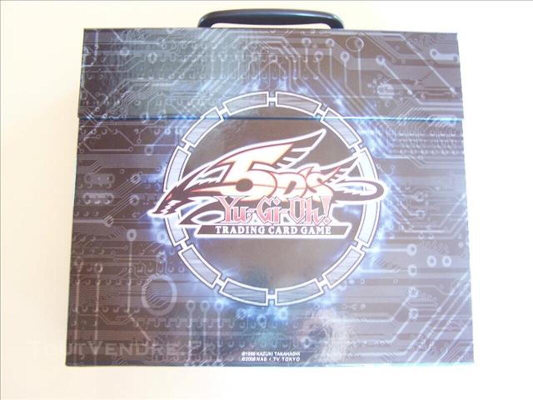 Mallette rangement deck box / cartes Yu-Gi-Oh 7€ 86281809