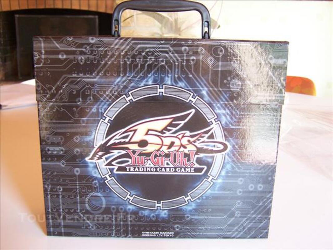 Mallette rangement deck box / cartes Yu-Gi-Oh 7€ 86281811