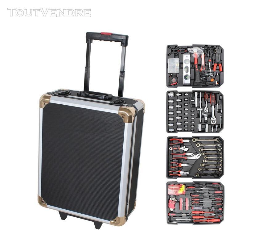 MaMalette, boitlette, boite a outils chrome vanadium 186 pcs 278296321