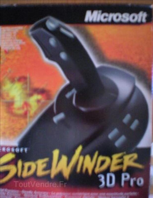 Manette de jeux SIDEWINDER PRO 25148150