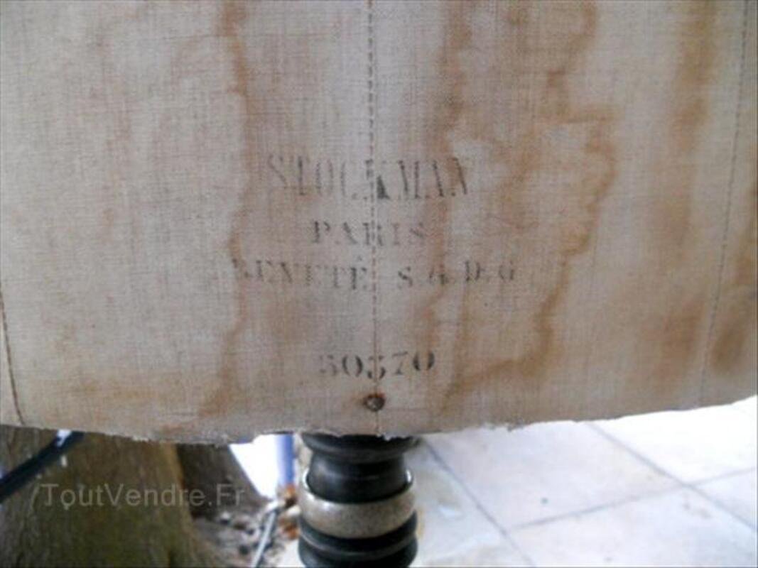 "Mannequin ancien marque ""STOCKMAN"" n°50370 56385089"