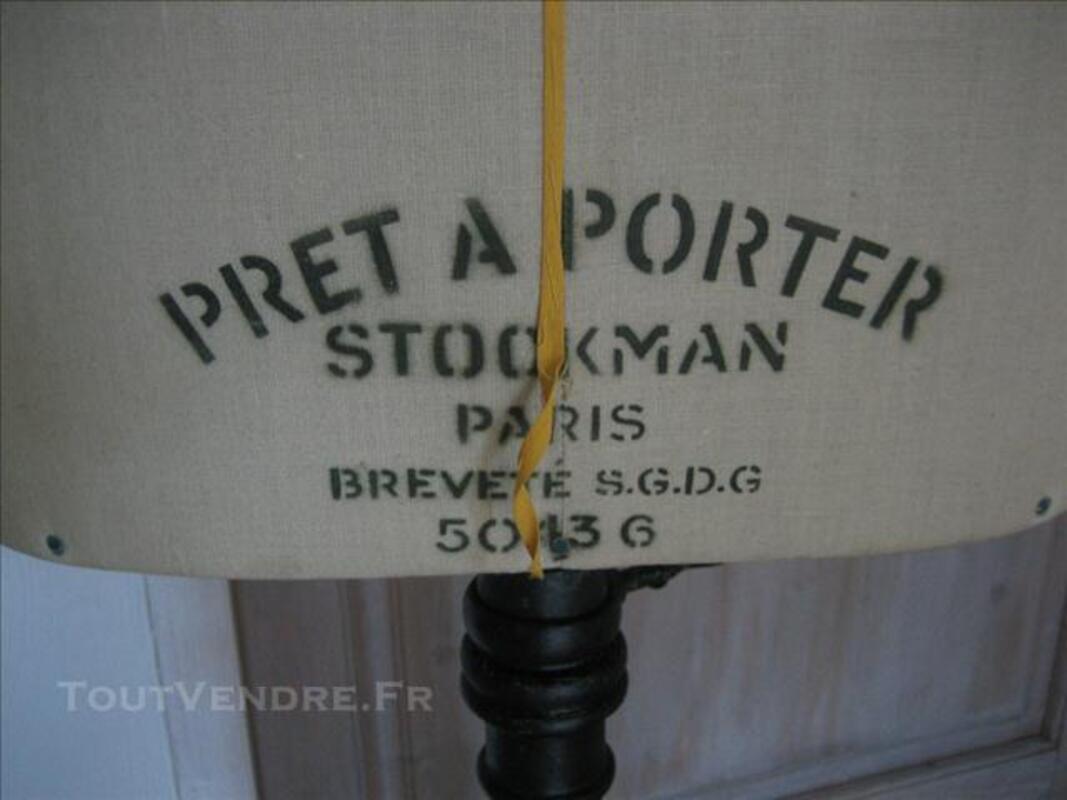 """MANNEQUIN COUTURE STOCKMAN """" Prêt à porter"""" Taille 40 74033446"""