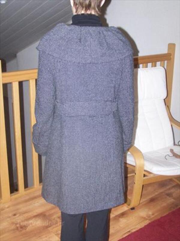 Manteau femme Marque Fleur de sel 66145867