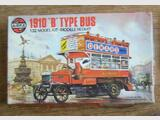 Maquette Airfix 1/32 type 5 1910 B type bus
