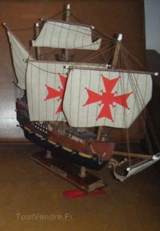 Maquette bateau bois 86886239