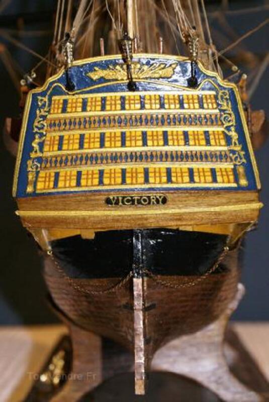 """Maquette bateau """"le victory """" 90494962"""