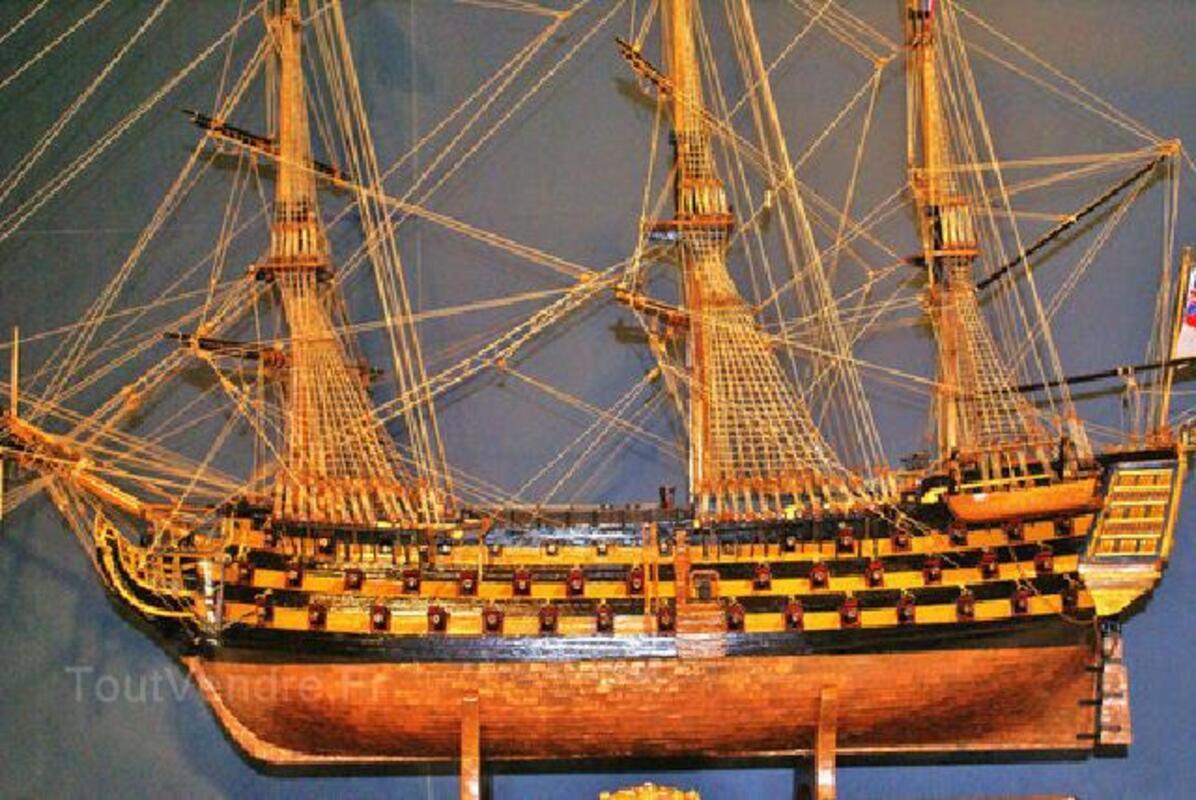 """Maquette bateau """"le victory """" 90494963"""