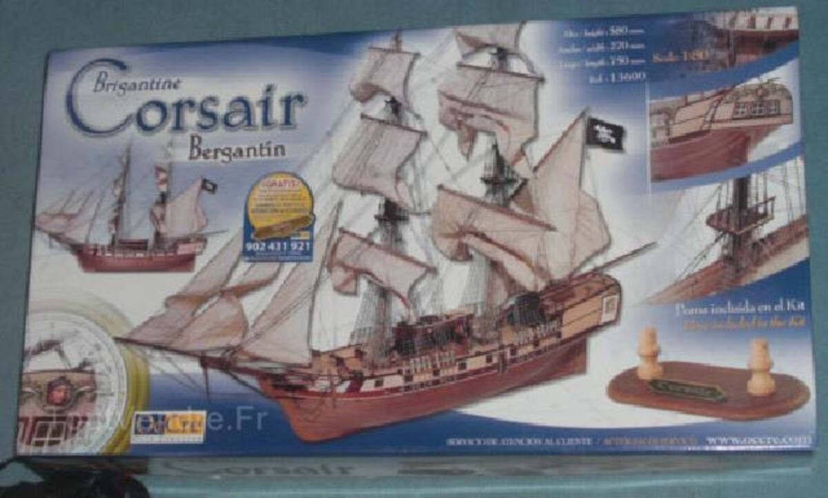 Maquette bateau 94731558