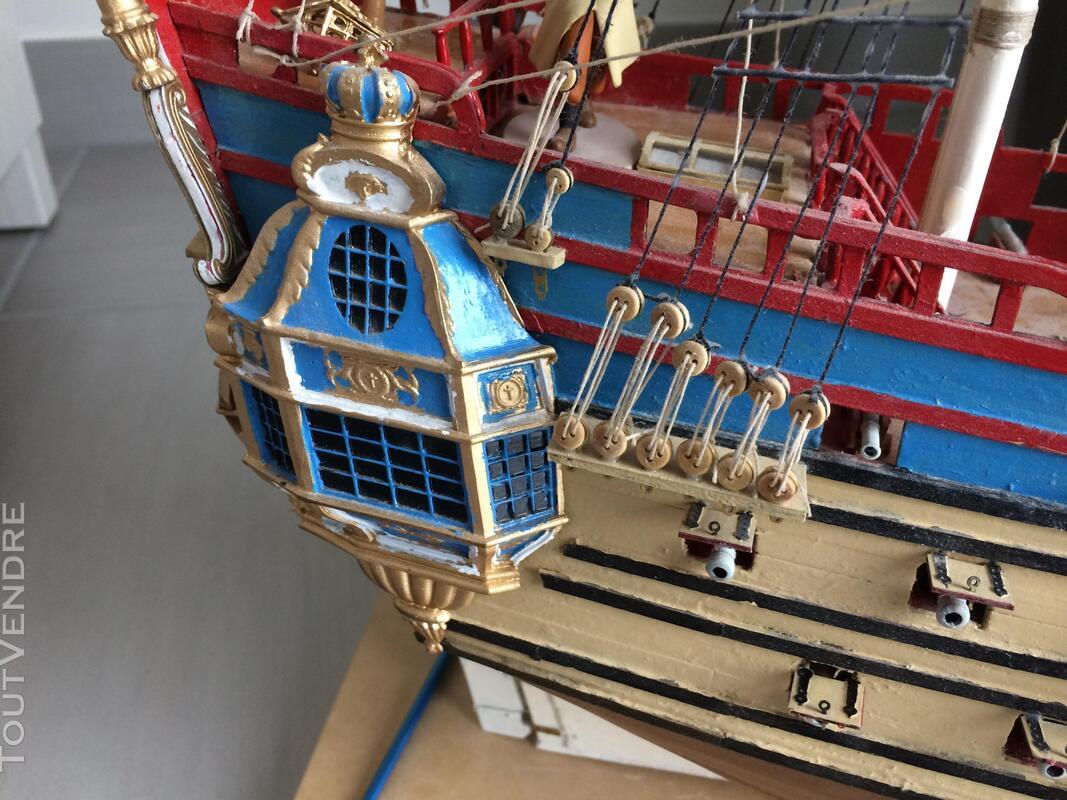 Maquette Tintin La Licorne 2011 285159926