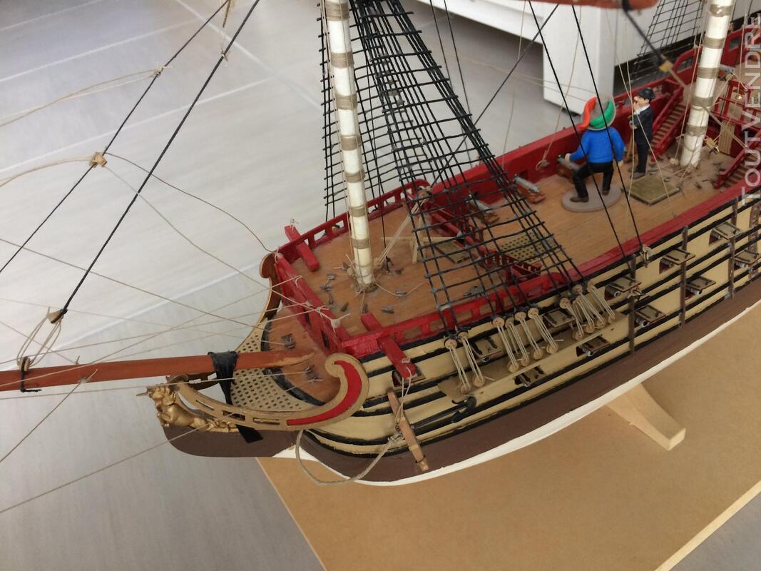 Maquette Tintin La Licorne 2011 285159941