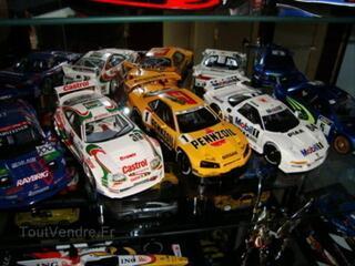 Maquettes tamiya - Honda NSX - Supra - Subaru - Nissan