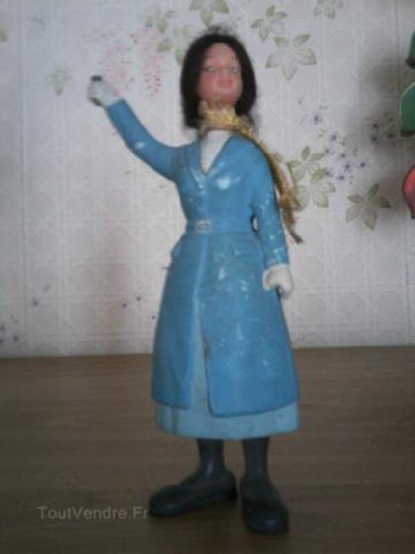MARY POPPINS des années 60, jouet mécanique 91408280