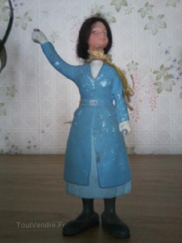 MARY POPPINS des années 60, jouet mécanique 91408281