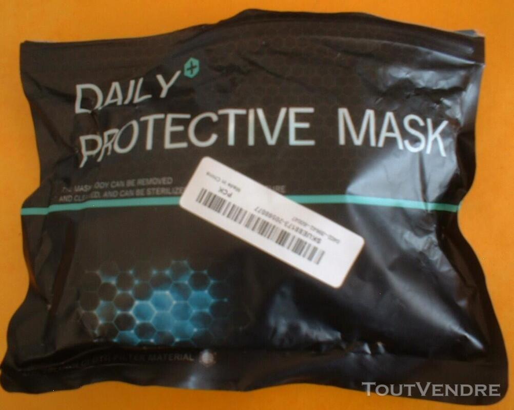 Masque de protection réutilisable et étanche à 360 ° 693378310