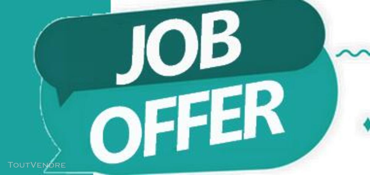 Massive recruitment 2020 621480307