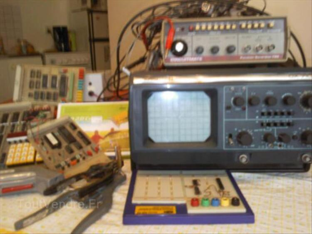 Matériel électrique/électronique pour mesure, protectio 87053167